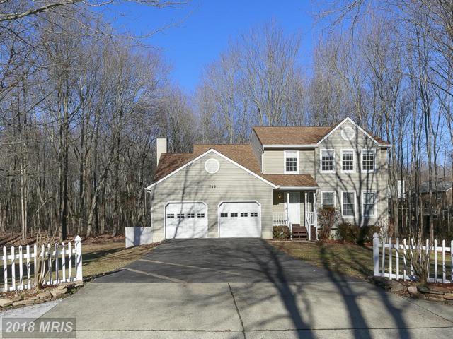 1038 Diamond Drive, Churchton, MD 20733 (#AA10138622) :: CR of Maryland