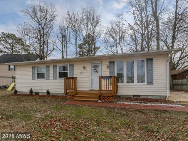 1259 Delaware Avenue, Churchton, MD 20733 (#AA10140886) :: The Bob & Ronna Group