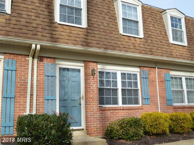 411 Harwood Place, Annapolis, MD 21401 (#AA10145832) :: Circadian Realty Group