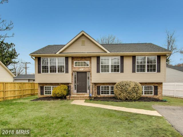 201 Bowie Avenue, Annapolis, MD 21401 (#AA10151714) :: The Gus Anthony Team