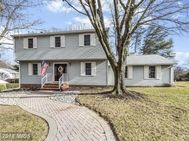 307 S Cherry Grove, Annapolis, MD 21401 (#AA10158429) :: The Riffle Group of Keller Williams Select Realtors