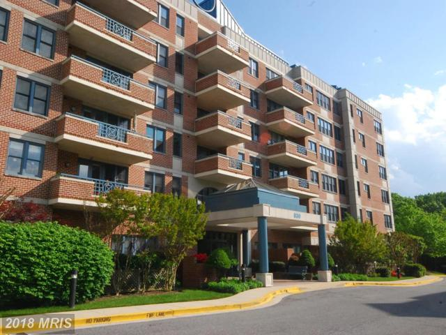 930 Astern Way #602, Annapolis, MD 21401 (#AA10160716) :: The Bob & Ronna Group