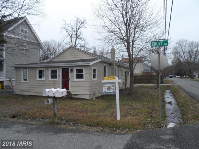 1189 Grove Avenue, Shady Side, MD 20764 (#AA10162445) :: The Bob & Ronna Group