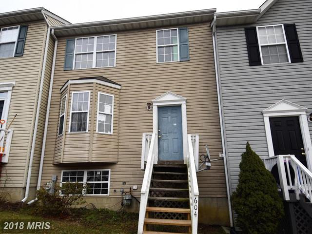 604 Tuckahoe Creek Court, Annapolis, MD 21401 (#AA10164208) :: Keller Williams Preferred Properties
