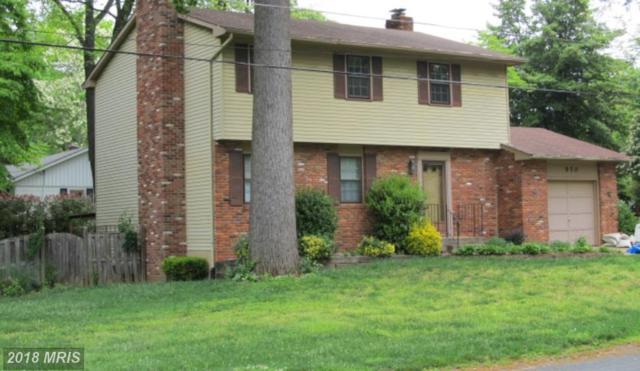 950 Saint Johns Drive, Annapolis, MD 21409 (#AA10166379) :: CR of Maryland