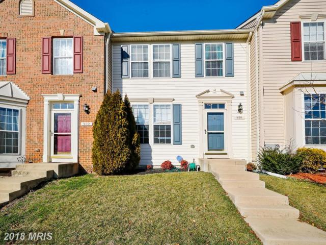 930 Isaac Chaney Court, Odenton, MD 21113 (#AA10173257) :: Lucido Agency