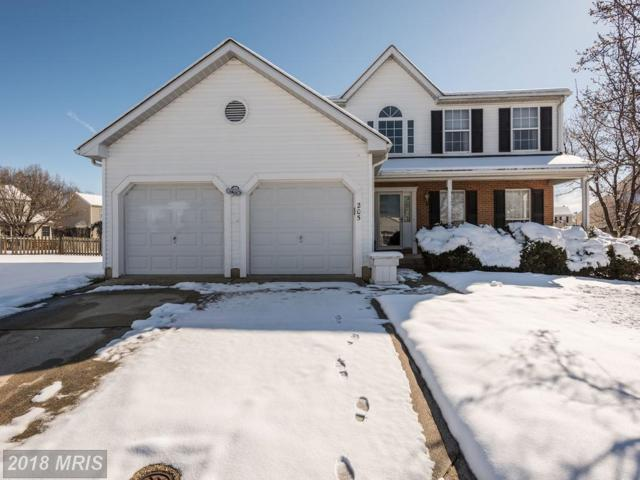205 Cannon Place, Odenton, MD 21113 (#AA10177596) :: Blackwell Real Estate