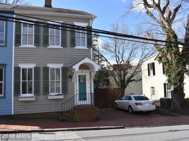 19 Cathedral Street, Annapolis, MD 21401 (#AA10177769) :: RE/MAX Gateway