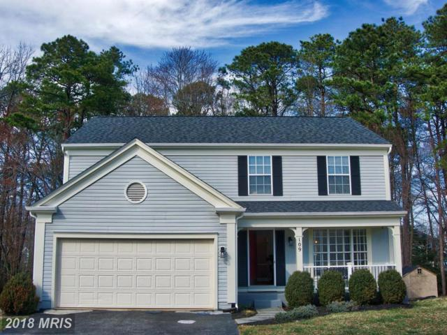 109 Mall Road, Glen Burnie, MD 21061 (#AA10179404) :: SURE Sales Group