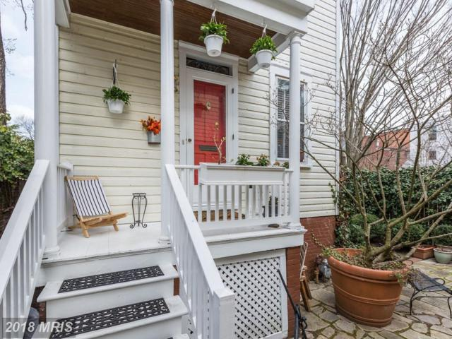 234-.5 Prince George Street, Annapolis, MD 21401 (#AA10181451) :: The Bob & Ronna Group