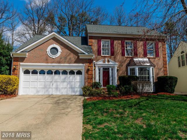 107 Linden Ridge Road, Laurel, MD 20724 (#AA10182189) :: Keller Williams Pat Hiban Real Estate Group