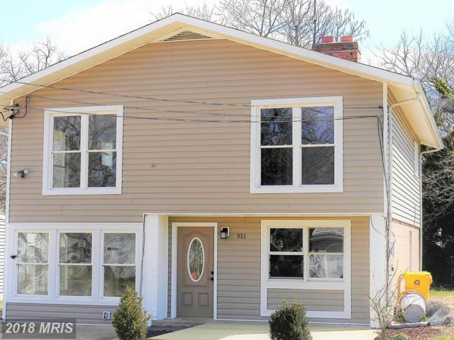 911 Holly Avenue, Edgewater, MD 21037 (#AA10182903) :: The Bob & Ronna Group