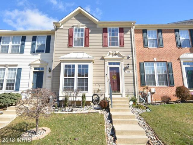 938 Isaac Chaney Court, Odenton, MD 21113 (#AA10183645) :: Lucido Agency