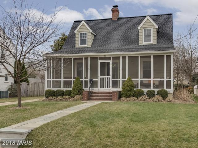 110 South Cherry Grove Avenue, Annapolis, MD 21401 (#AA10187506) :: Keller Williams Pat Hiban Real Estate Group