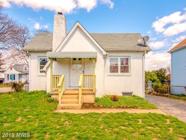 212 Hillcrest Avenue, Baltimore, MD 21225 (#AA10201675) :: Keller Williams Pat Hiban Real Estate Group