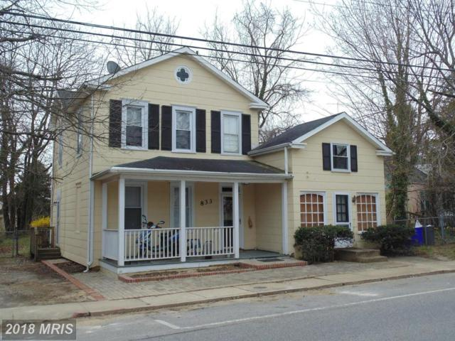 833 Bay Ridge Avenue, Annapolis, MD 21403 (#AA10207599) :: Keller Williams Pat Hiban Real Estate Group