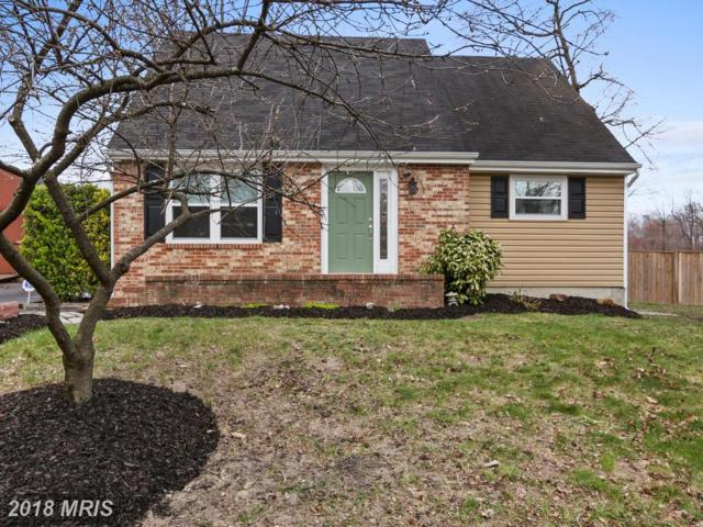 805 Hazel Trail, Crownsville, MD 21032 (#AA10210469) :: Maryland Residential Team