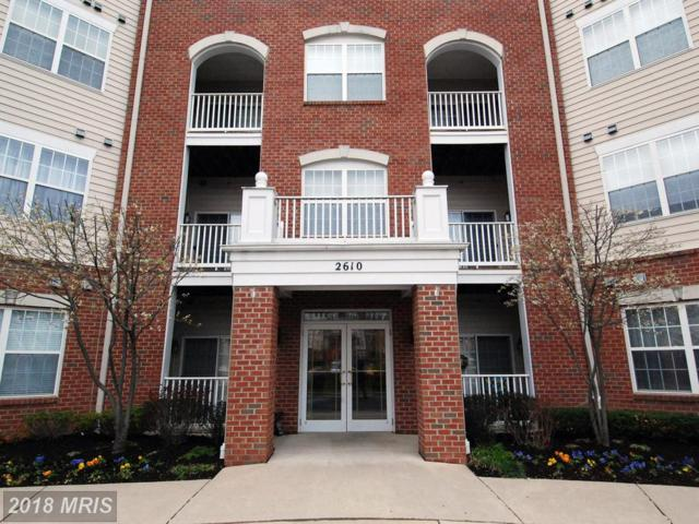 2610 Chapel Lake Drive #204, Gambrills, MD 21054 (#AA10212100) :: Dart Homes