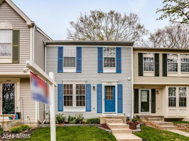 2562 Log Mill Court, Crofton, MD 21114 (#AA10217095) :: The Bob & Ronna Group