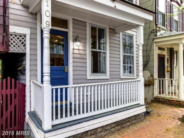 109 Charles Street, Annapolis, MD 21401 (#AA10232818) :: Dart Homes