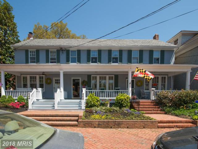 242 King George Street, Annapolis, MD 21401 (#AA10234270) :: Dart Homes