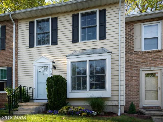 248 Michele Circle #248, Millersville, MD 21108 (#AA10237715) :: Gail Nyman Group