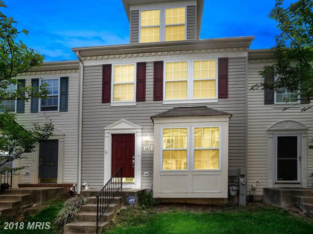 6611 Fable Court, Glen Burnie, MD 21060 (#AA10238979) :: Dart Homes