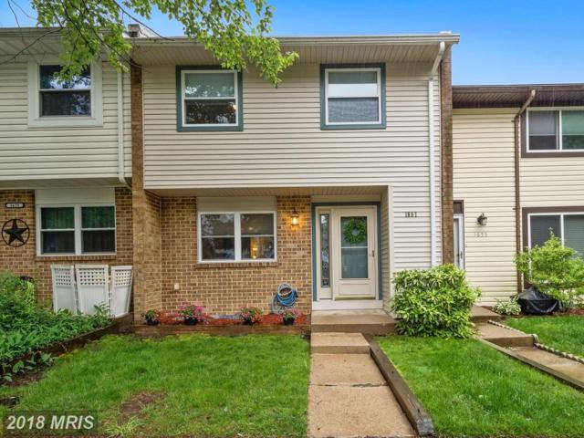 1657 New Windsor Court, Crofton, MD 21114 (#AA10239666) :: Frontier Realty Group