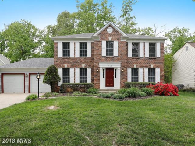 348 Butternut Court, Millersville, MD 21108 (#AA10240241) :: The Riffle Group of Keller Williams Select Realtors