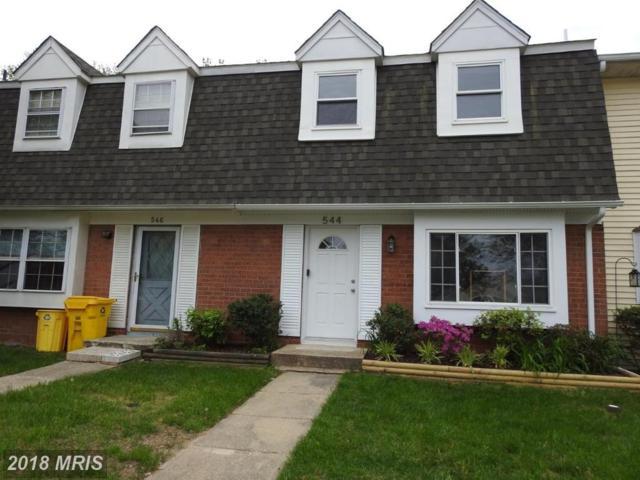 544 Millshire Drive, Millersville, MD 21108 (#AA10246016) :: Provident Real Estate