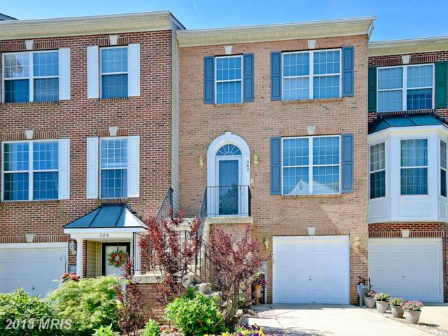 502 Samuel Chase Way, Annapolis, MD 21401 (#AA10249798) :: Bob Lucido Team of Keller Williams Integrity