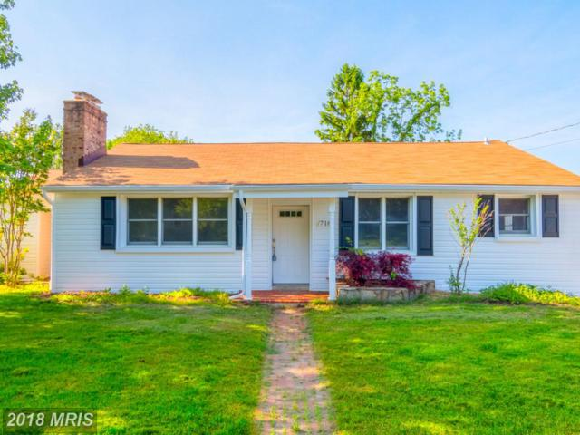 718 Broadmoor Drive, Annapolis, MD 21409 (#AA10251859) :: Advance Realty Bel Air, Inc