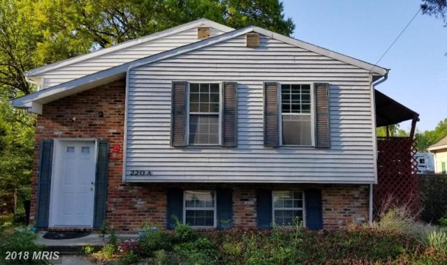 220-A Wicklow Road, Glen Burnie, MD 21061 (#AA10252413) :: The Gus Anthony Team
