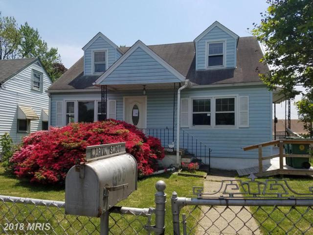 605 Cedar Hill Road, Baltimore, MD 21225 (#AA10255410) :: Bob Lucido Team of Keller Williams Integrity