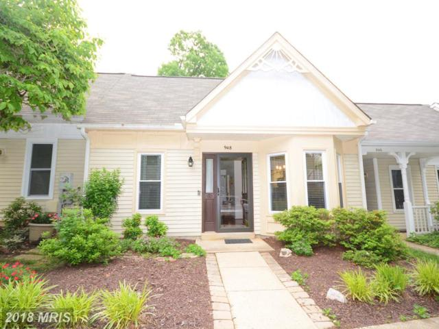 948 Ships Bell Court, Annapolis, MD 21401 (#AA10256184) :: AJ Team Realty