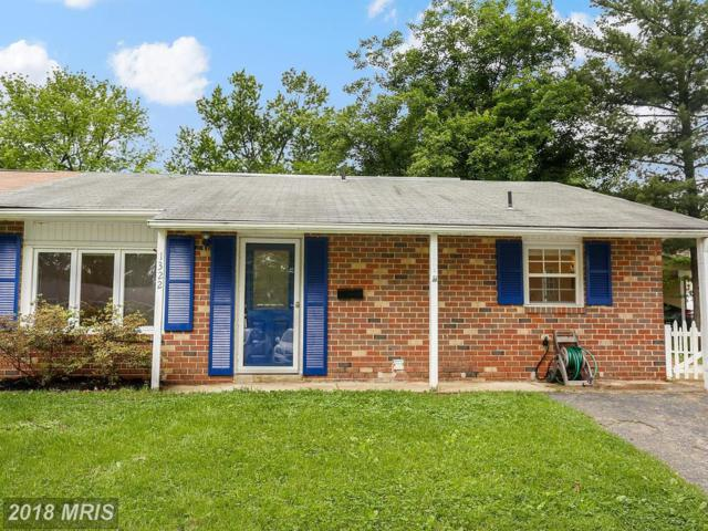 1322 Tenbrook Road, Odenton, MD 21113 (#AA10257866) :: Advance Realty Bel Air, Inc