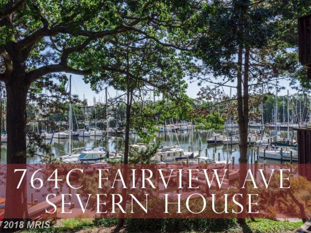 764 Fairview Avenue C, Annapolis, MD 21403 (#AA10266320) :: SURE Sales Group