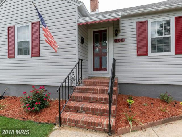 208 4TH Avenue SE, Glen Burnie, MD 21061 (#AA10271532) :: RE/MAX Cornerstone Realty