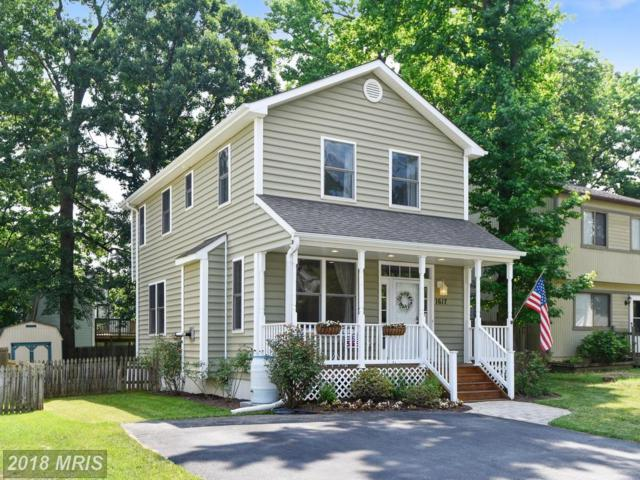 1617 Hilltop Road, Edgewater, MD 21037 (#AA10275442) :: The Gus Anthony Team