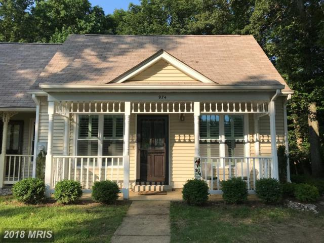 974 Riversedge Circle, Annapolis, MD 21401 (#AA10287559) :: Maryland Residential Team