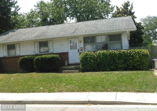 113 Wallace Avenue, Baltimore, MD 21225 (#AA10289633) :: Bob Lucido Team of Keller Williams Integrity