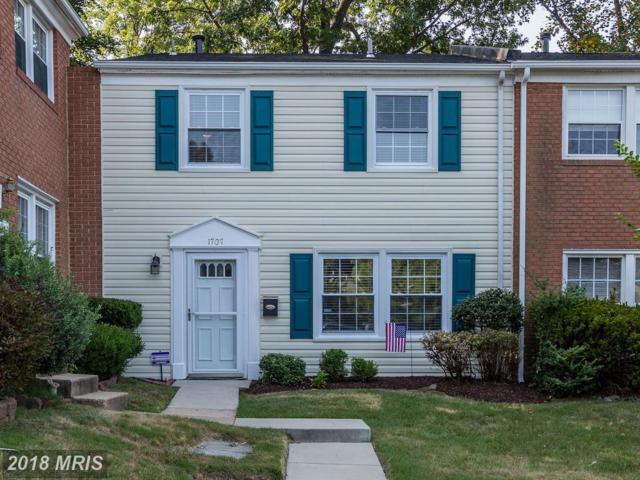 1707 Gabriel Court, Crofton, MD 21114 (#AA10296778) :: Maryland Residential Team