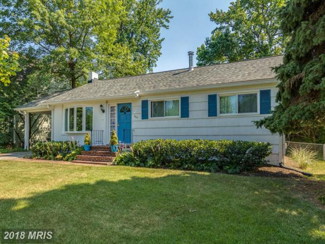 809 Parkwood Avenue, Annapolis, MD 21403 (#AA10299257) :: Bob Lucido Team of Keller Williams Integrity