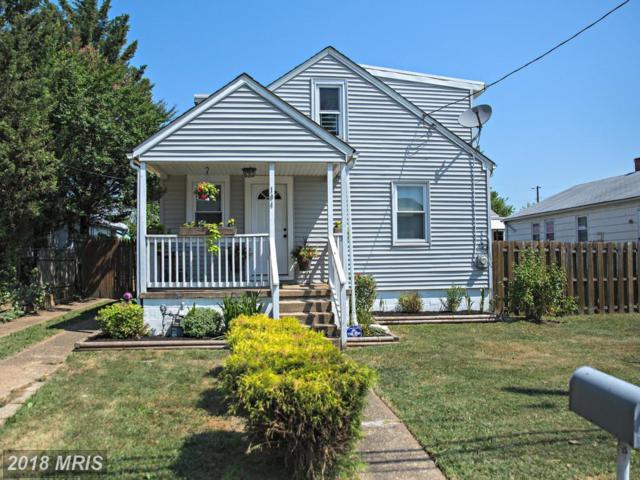 104 Camrose Avenue, Baltimore, MD 21225 (#AA10299889) :: Keller Williams Pat Hiban Real Estate Group