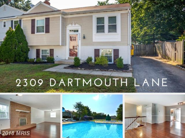 2309 Dartmouth Lane, Crofton, MD 21114 (#AA10304430) :: The Sebeck Team of RE/MAX Preferred