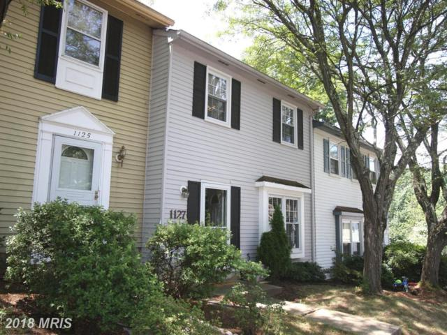 1127 Riverboat Court, Annapolis, MD 21409 (#AA10305157) :: The MD Home Team