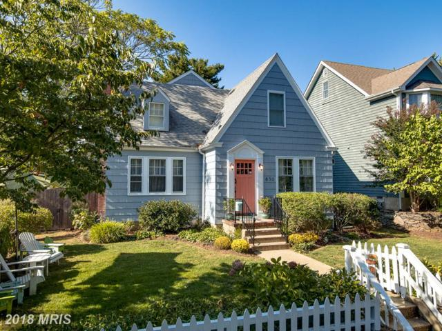 830 Chester Avenue, Annapolis, MD 21403 (#AA10313603) :: Bob Lucido Team of Keller Williams Integrity