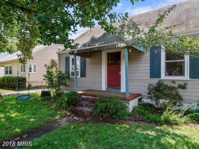 144 Jefferson Street, Annapolis, MD 21403 (#AA10318145) :: Bob Lucido Team of Keller Williams Integrity