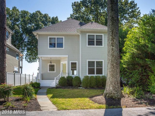1002 Bay Front Avenue, North Beach, MD 20714 (#AA10323537) :: The Maryland Group of Long & Foster