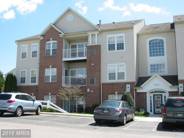 2503 Amber Orchard Court W #201, Odenton, MD 21113 (#AA10325755) :: RE/MAX Executives